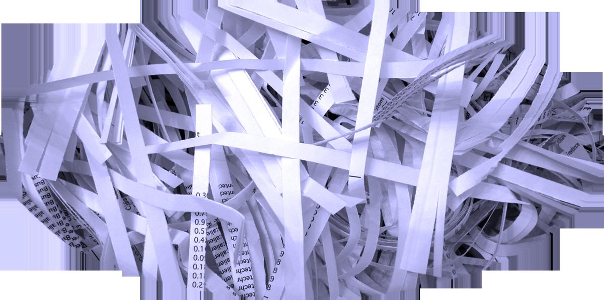 destruccion de documentos 2